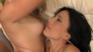 Innocent Babysitter Seduced Into A Threesome