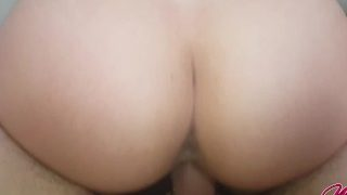 HE COMES SO FAST !!! CAN'T RESIST MY TIGHT PUSSY