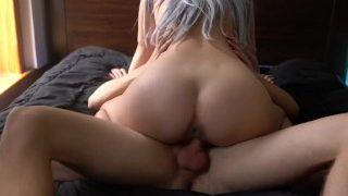 The Hottest Teen Makes Me Cum All Over Her Fat Ass