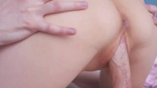 WOWGIRLS Eva Elfie is heavily aroused and riding cock deep down to the end!