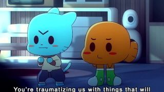 TUMBLR – (NEW) GUMBALL